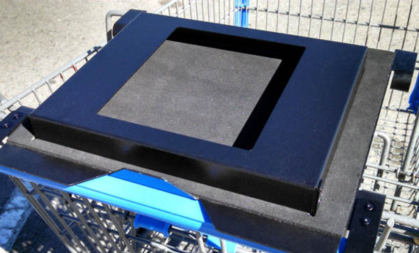 Compucart Mini Ipad Theft Deterrant Tray